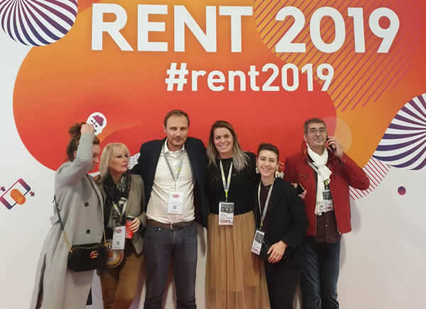 Salon de l'immobilier à Versailles : Rent 2019